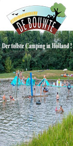 Camping in Holland