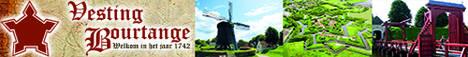 Vesting Bourtange in Groningen